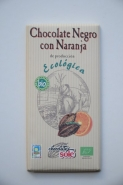Chocolate Negro con Naranja ECO